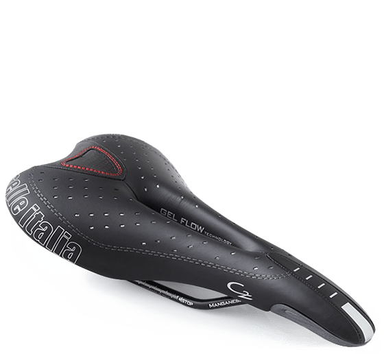ProForm Selle Italia C2 Genuine-Gel Flow Bicycle Saddle TDF ACCESSORIES Main category image for the Selle Italia C2 Bicycle Saddle