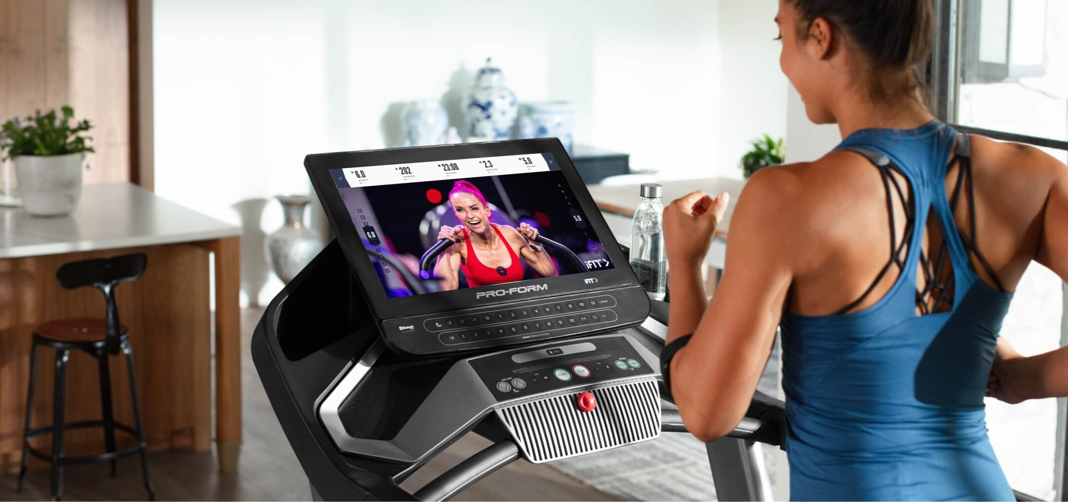 Experience Personal Training in Your Living Room