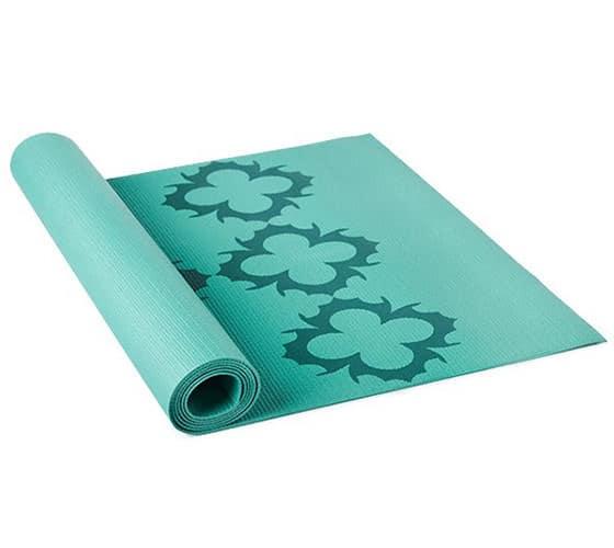 ProForm Lotus™ Alignment Mat-Teal Accessories