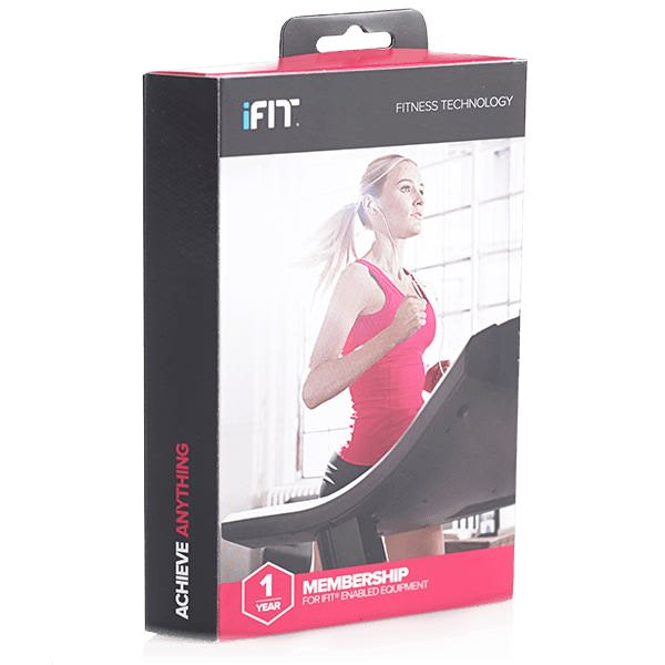 ProForm iFit subscriptions 1-Year iFit® Subscription with Free Wearable null