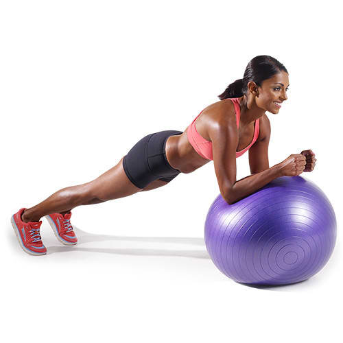 ProForm Accessories 55 Cm. Anti-Burst Fitness Ball  gallery image 5