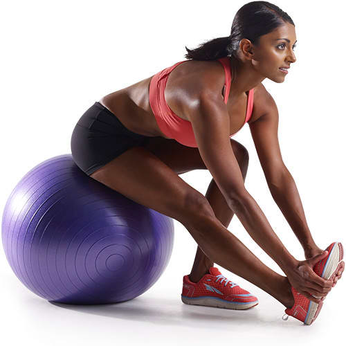 ProForm Accessories 55 Cm. Anti-Burst Fitness Ball  gallery image 6