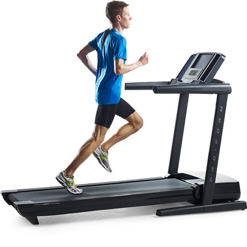 ProForm Out of Stock Thinline Treadmill Desk null