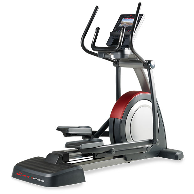 Smooth Fitness Ellipticals Smooth Fitness™ RE 11.55 Elliptical