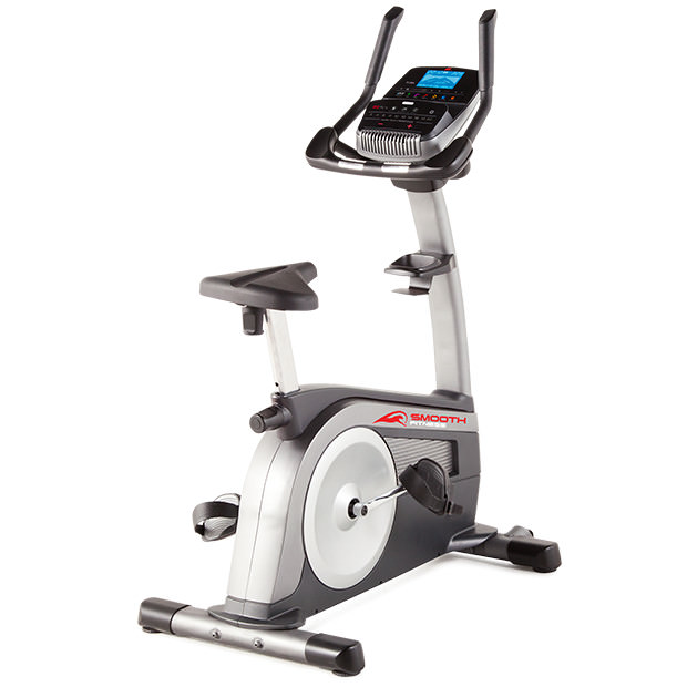 Smooth Fitness Exercise Bikes Smooth Fitness™ 250u Upright Bike