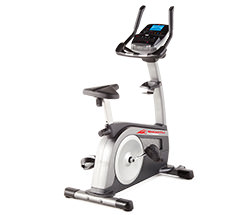 Smooth Fitness Smooth Fitness™ 250u Upright Bike Exercise Bikes