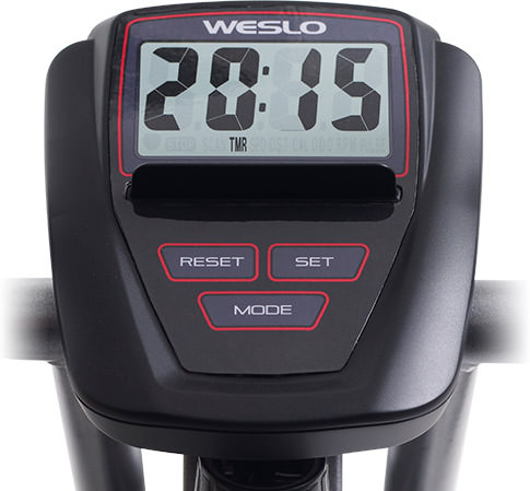 Weslo Exercise Bikes Weslo® Cross Cycle  gallery image 3