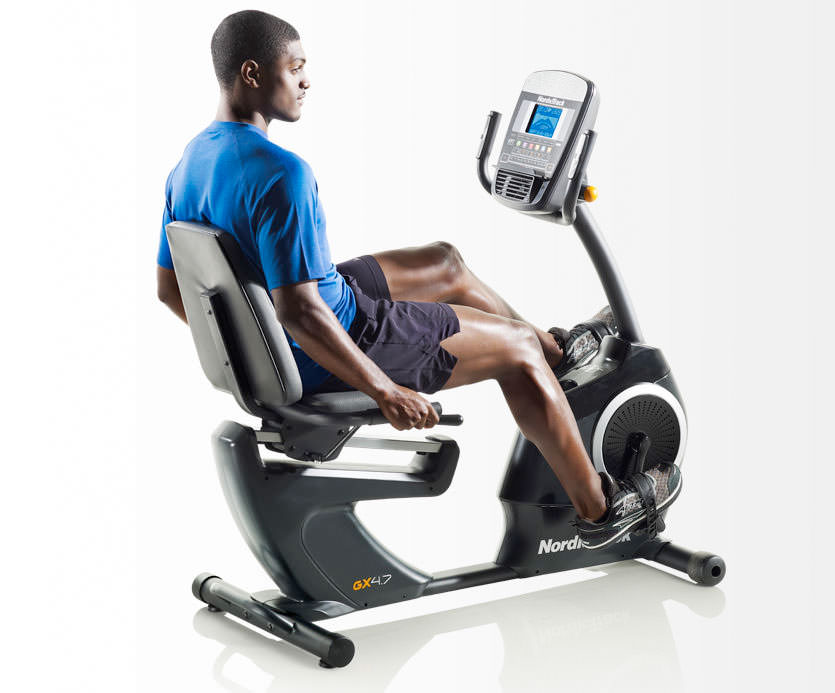 NordicTrack GX 4.7 Exercise Bike gallery image 3