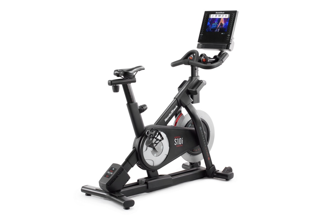 NordicTrack Commercial S10i Studio Cycle gallery image 1