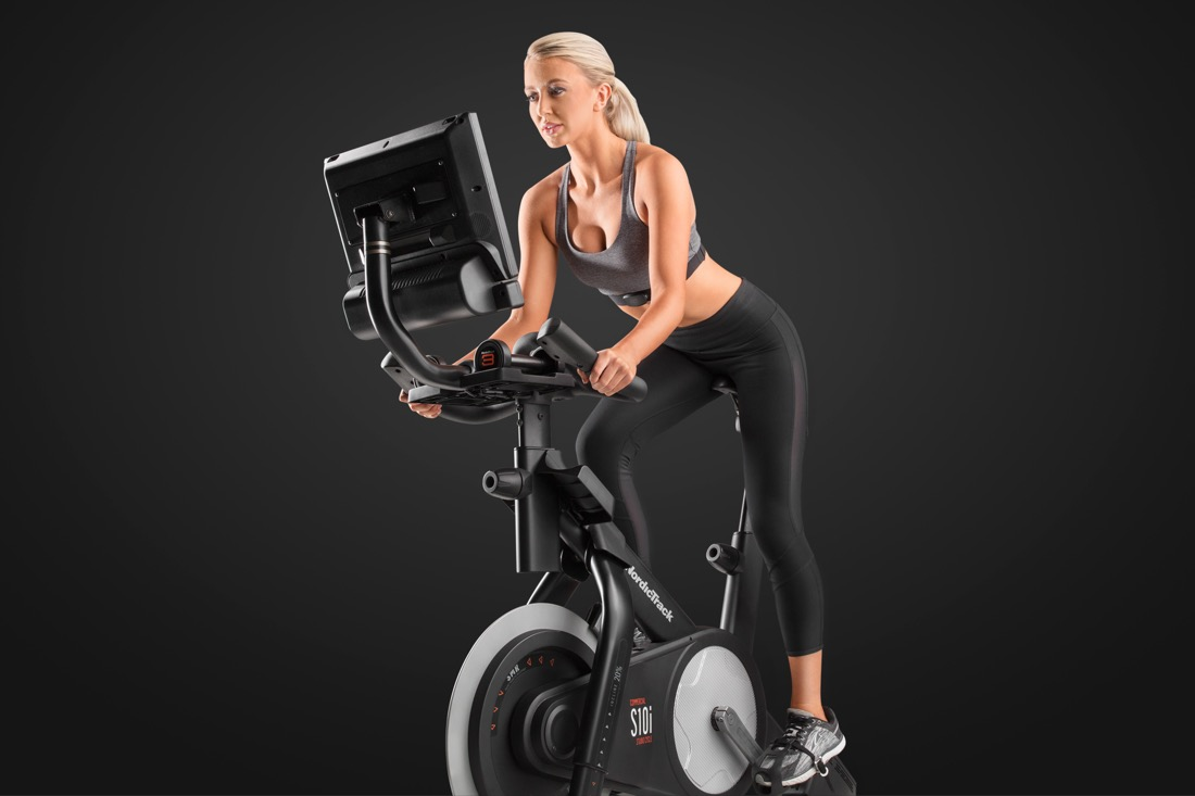 NordicTrack Commercial S10i Studio Cycle gallery image 5