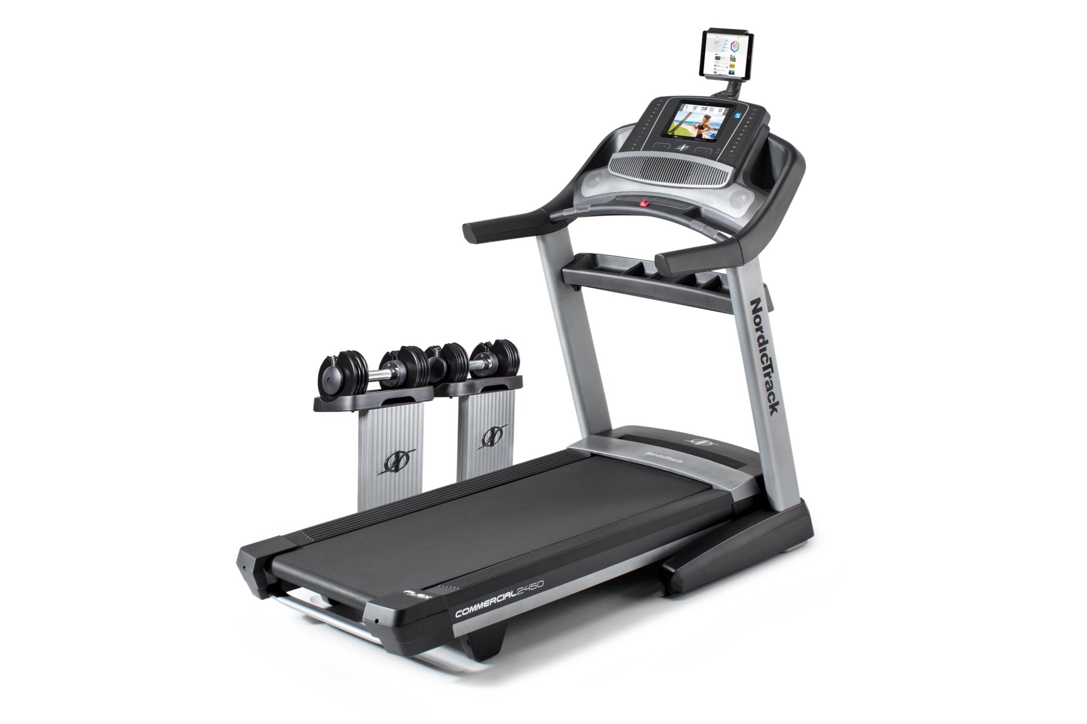 Treadmill Motor Control Boards Source · NordicTrack Commercial 2450 gallery  image 1