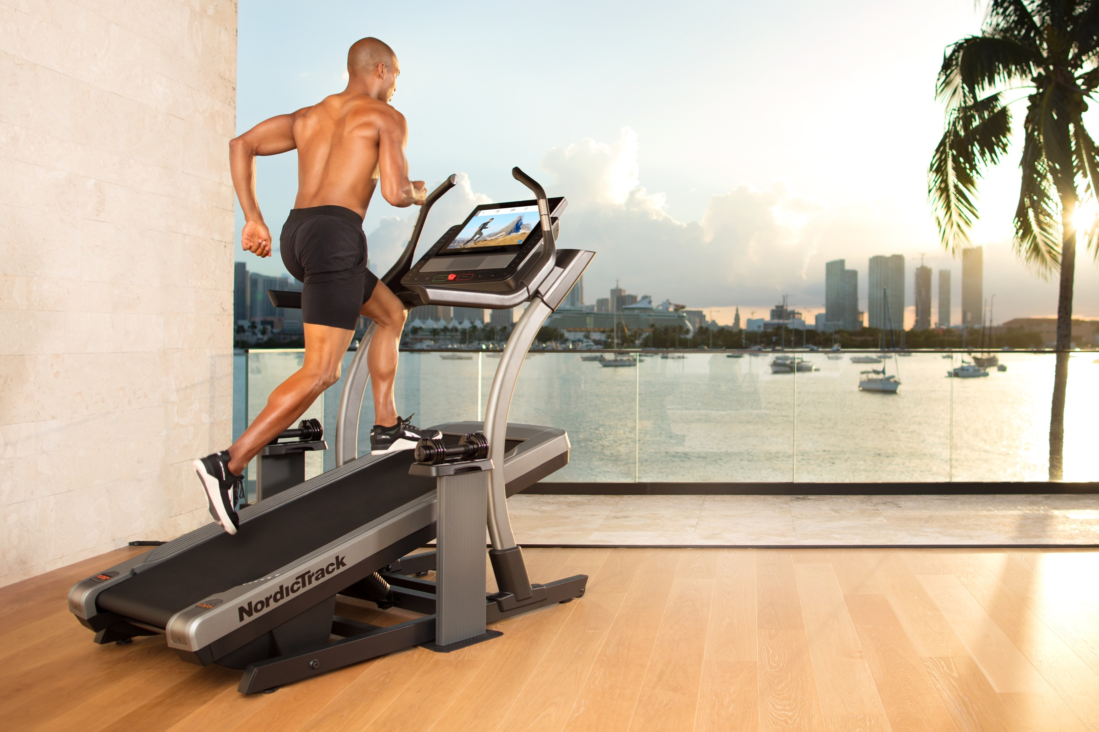 NordicTrack X22i Incline Trainer gallery image 3