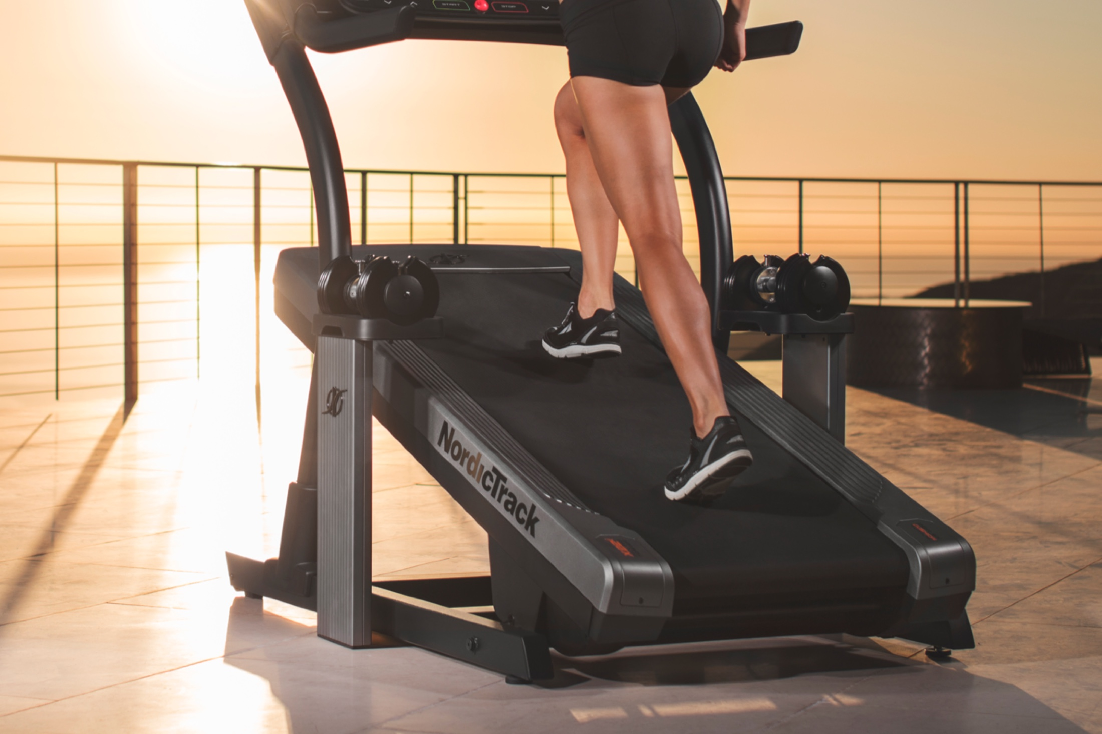 NordicTrack X22i Incline Trainer gallery image 5