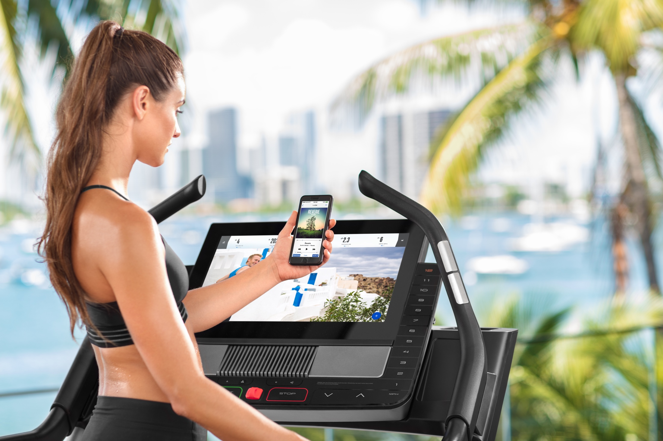 NordicTrack X22i Incline Trainer gallery image 6