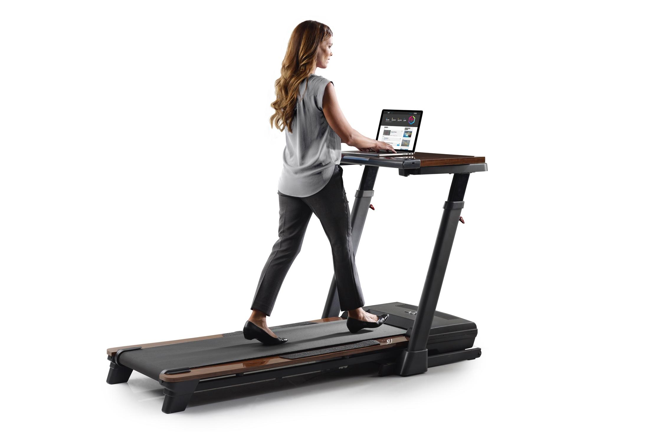 NordicTrack Treadmill Desk gallery image 3