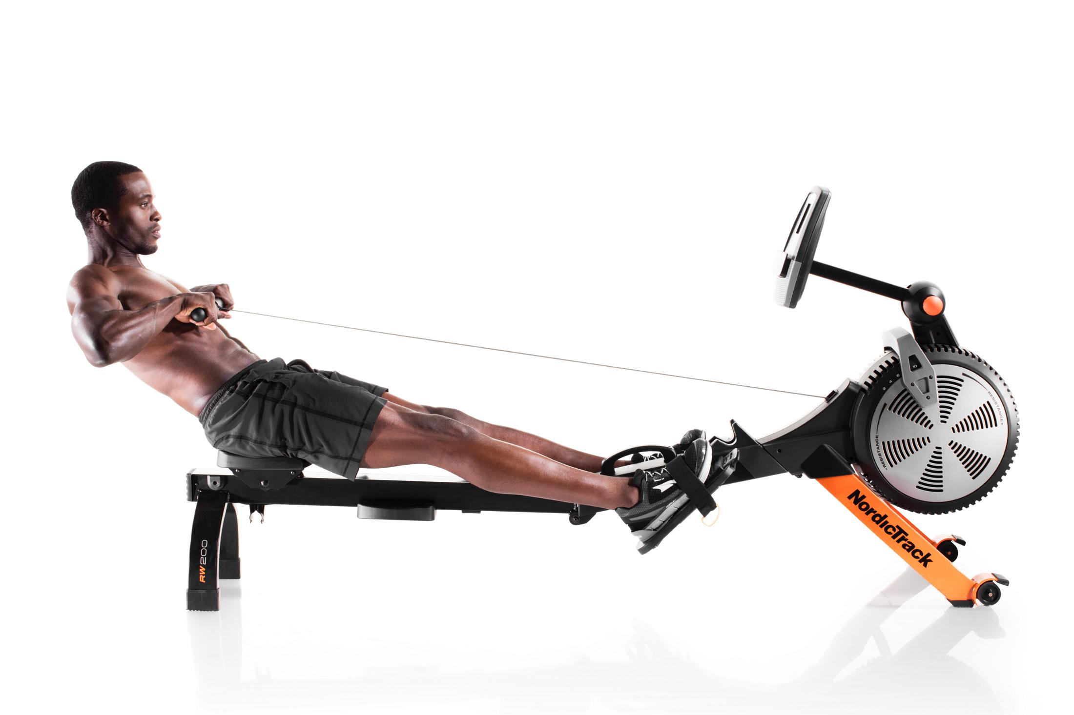 NordicTrack RW200 Rower gallery image 4