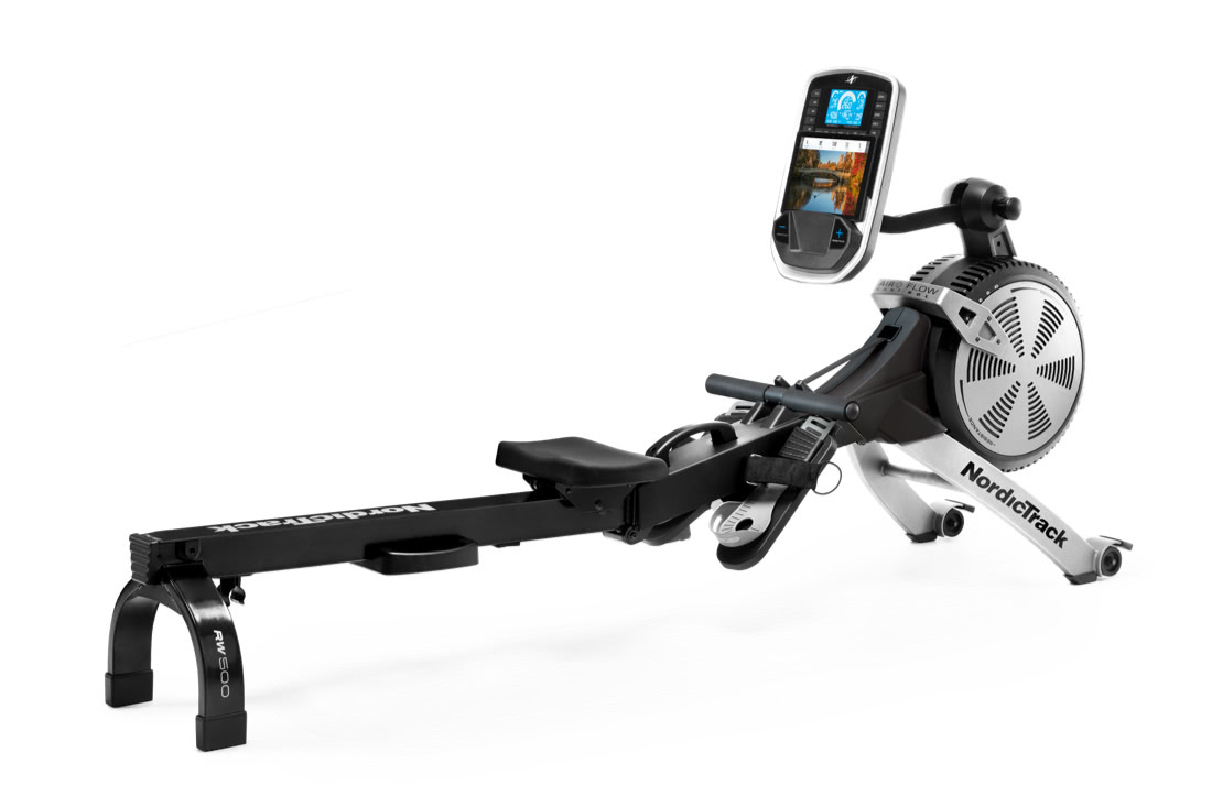 NordicTrack RW500 Rower gallery image 1