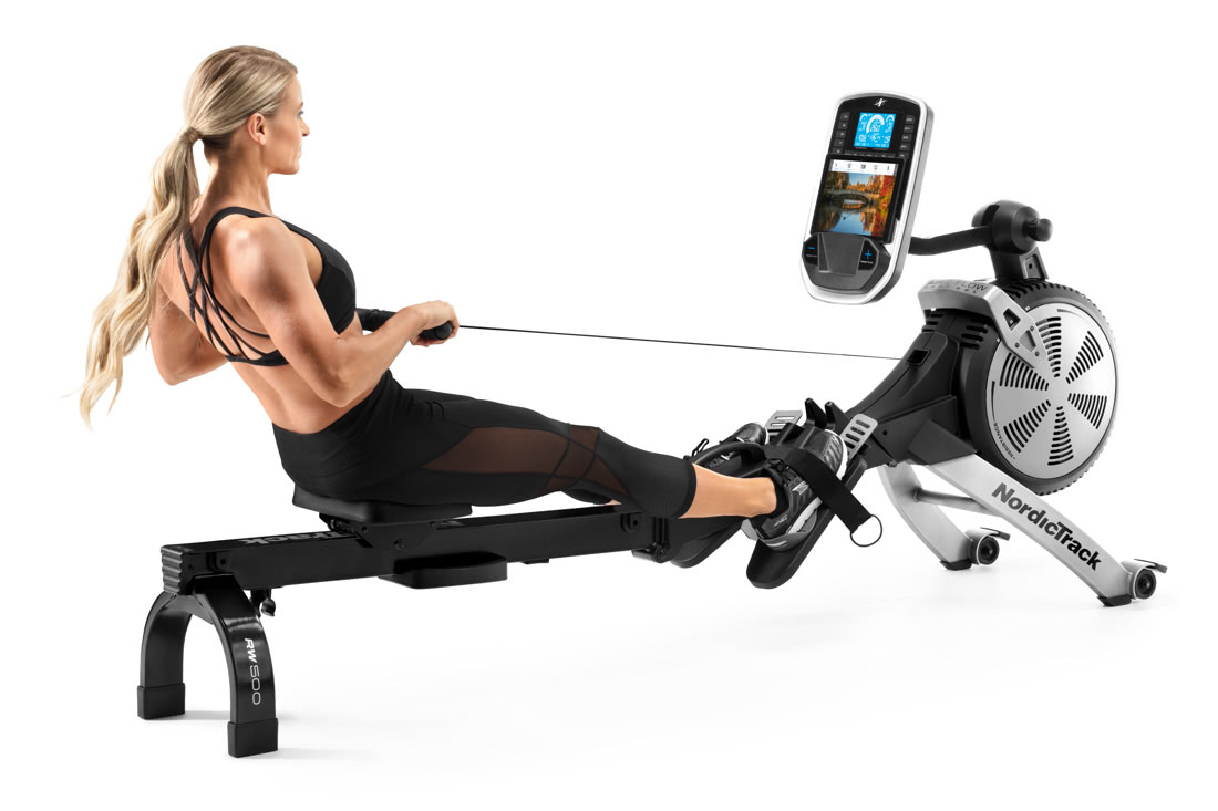 NordicTrack RW500 Rower gallery image 3