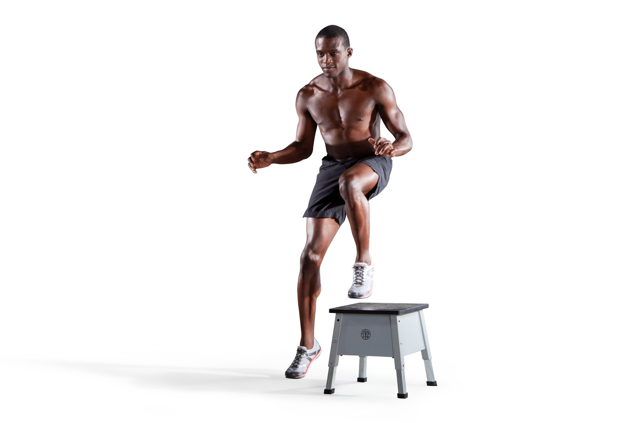 NordicTrack Gold's Gym Adjustable Plyometric Jump Box gallery image 4