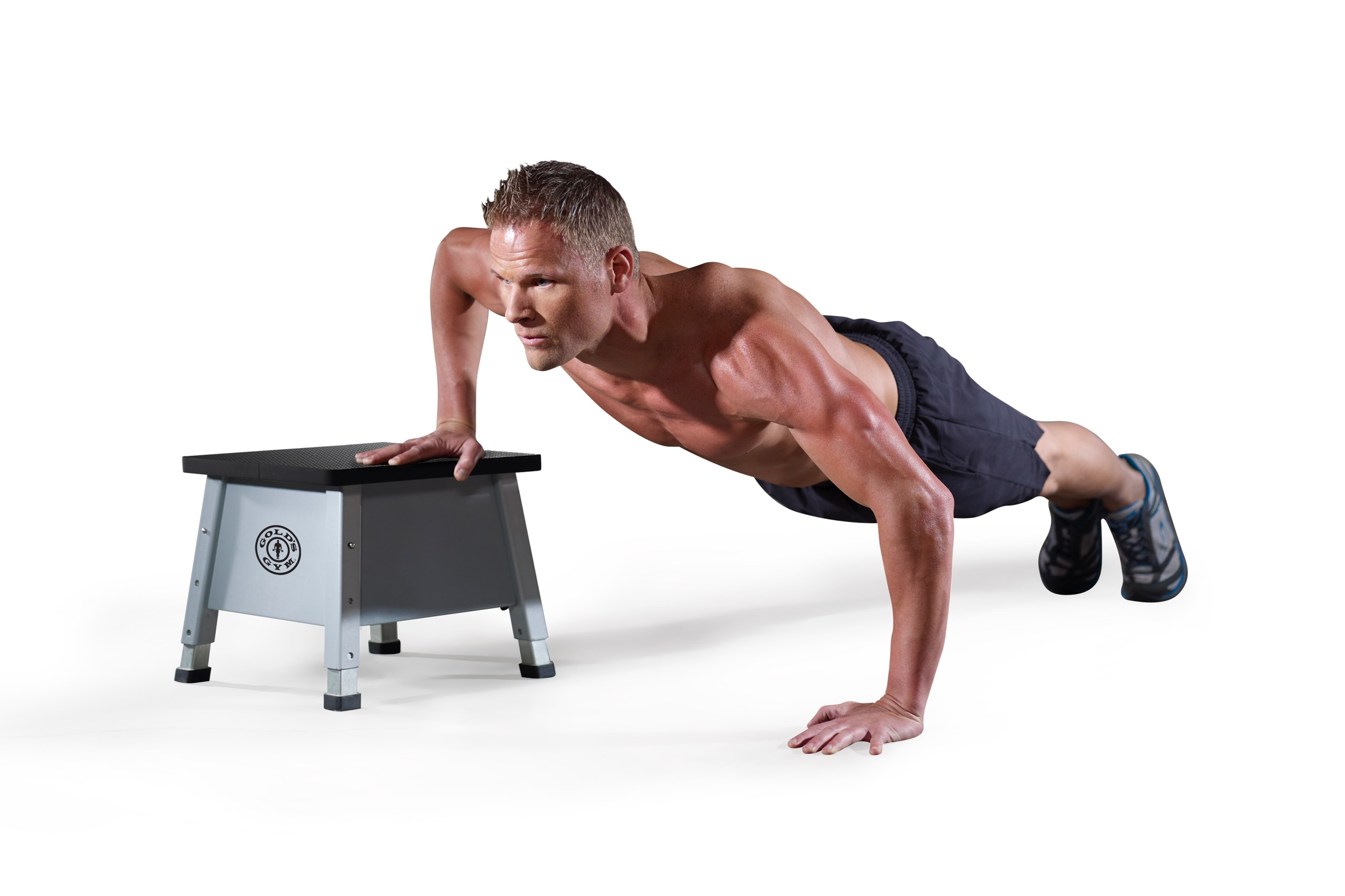 NordicTrack Gold's Gym Adjustable Plyometric Jump Box gallery image 6