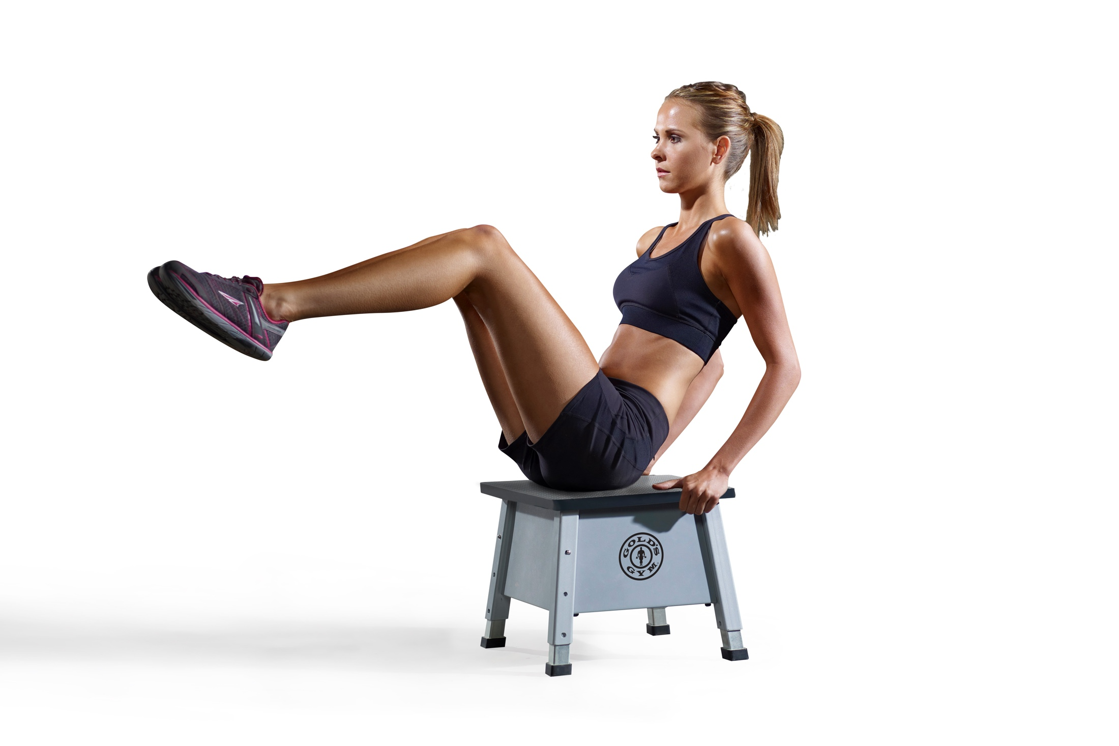 NordicTrack Gold's Gym Adjustable Plyometric Jump Box gallery image 7