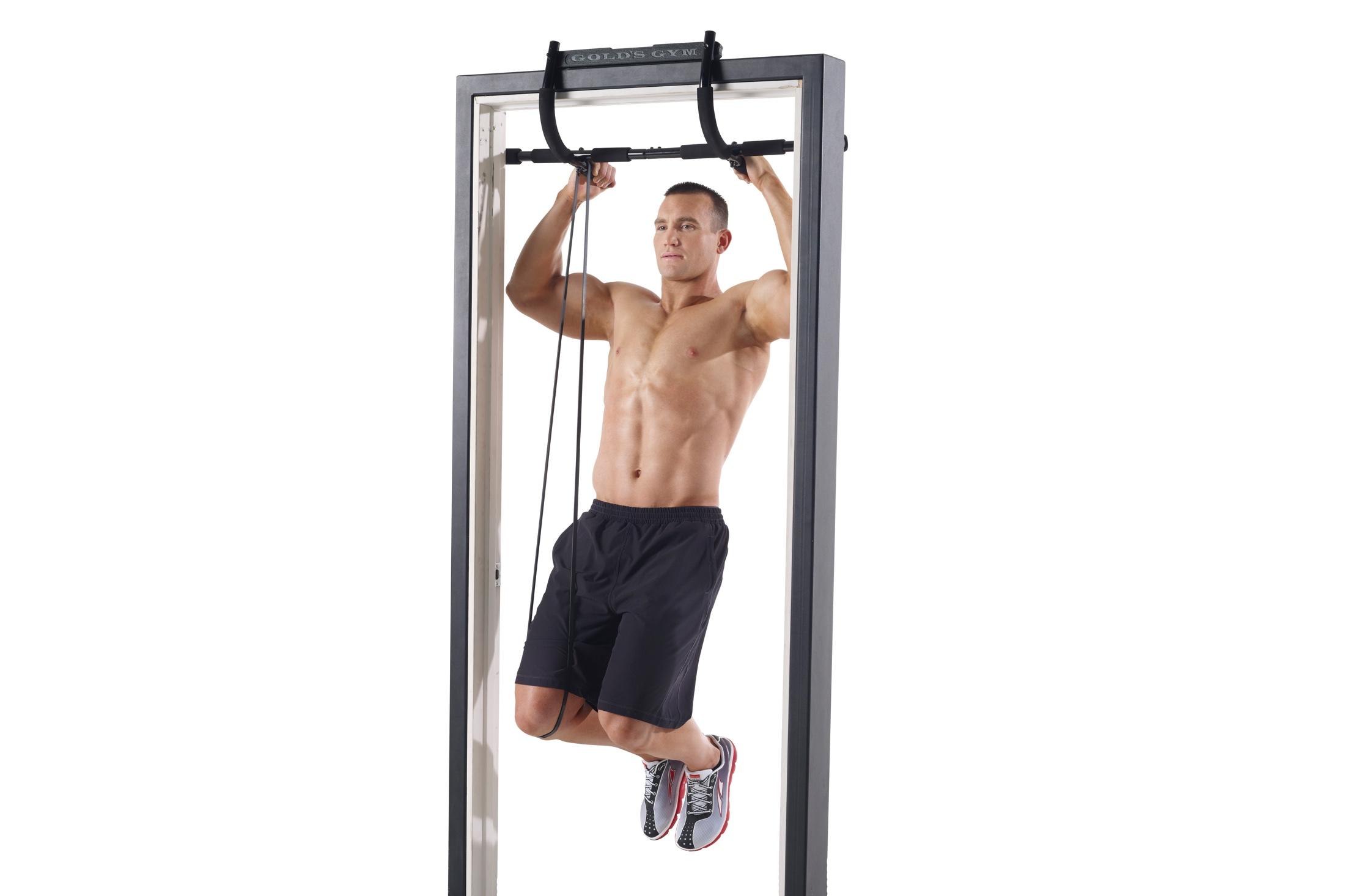 NordicTrack Gold's Gym 5-in-1 Door Gym Trainer gallery image 3