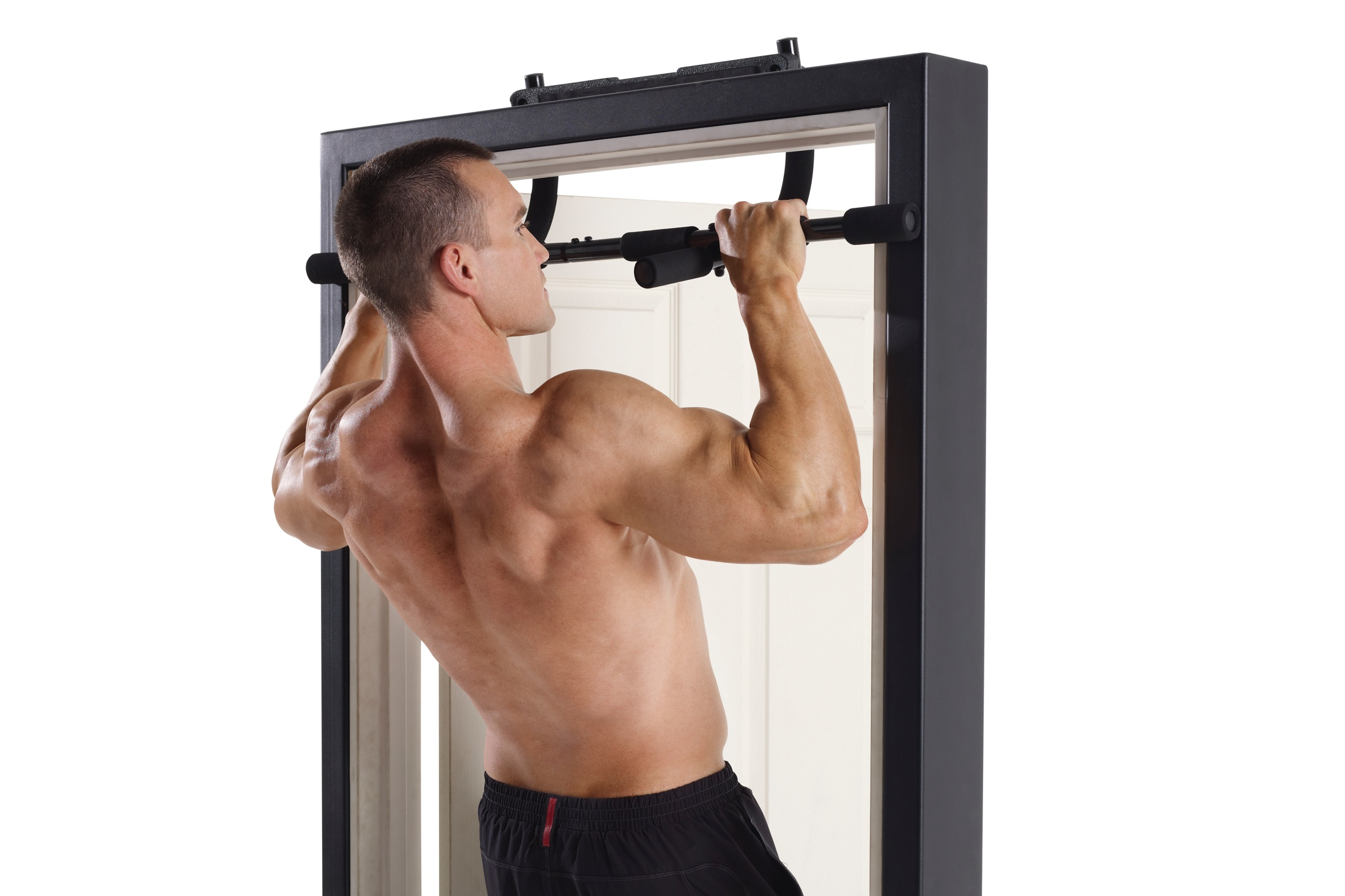 NordicTrack Gold's Gym 5-in-1 Door Gym Trainer gallery image 4