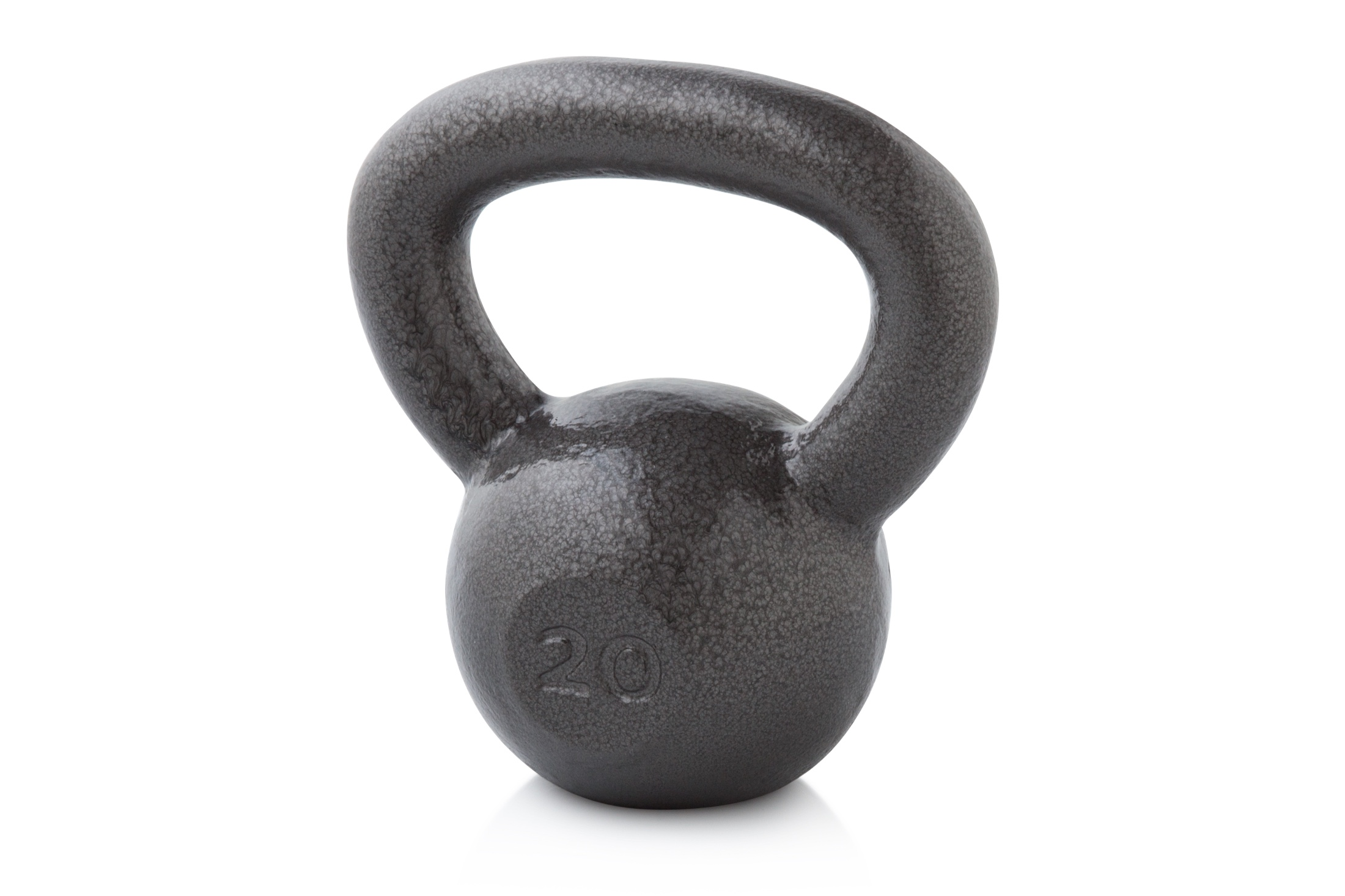 NordicTrack Gold's Gym 20 lb. Kettlebell gallery image 1