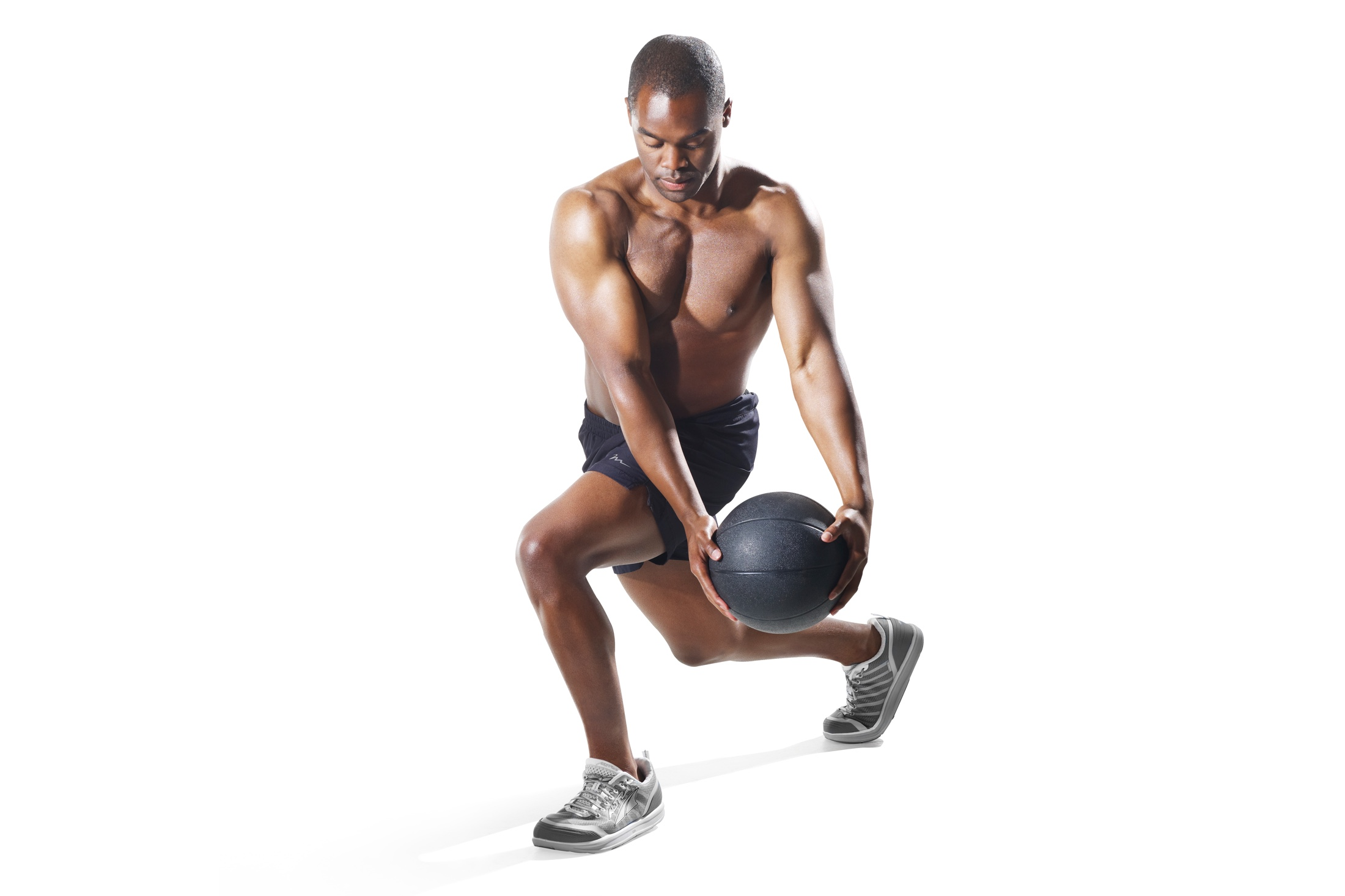 NordicTrack Gold's Gym 10 lb. Medicine Ball gallery image 5