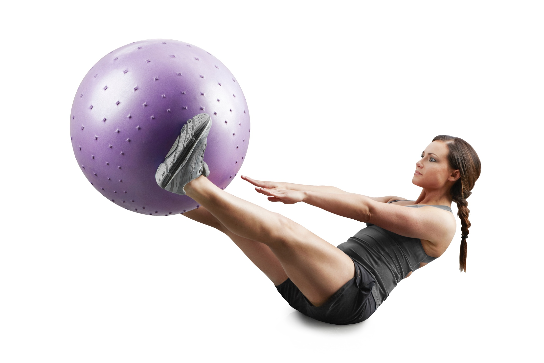 NordicTrack Gold's Gym 55 cm Anti-Burst StayBall™ gallery image 6