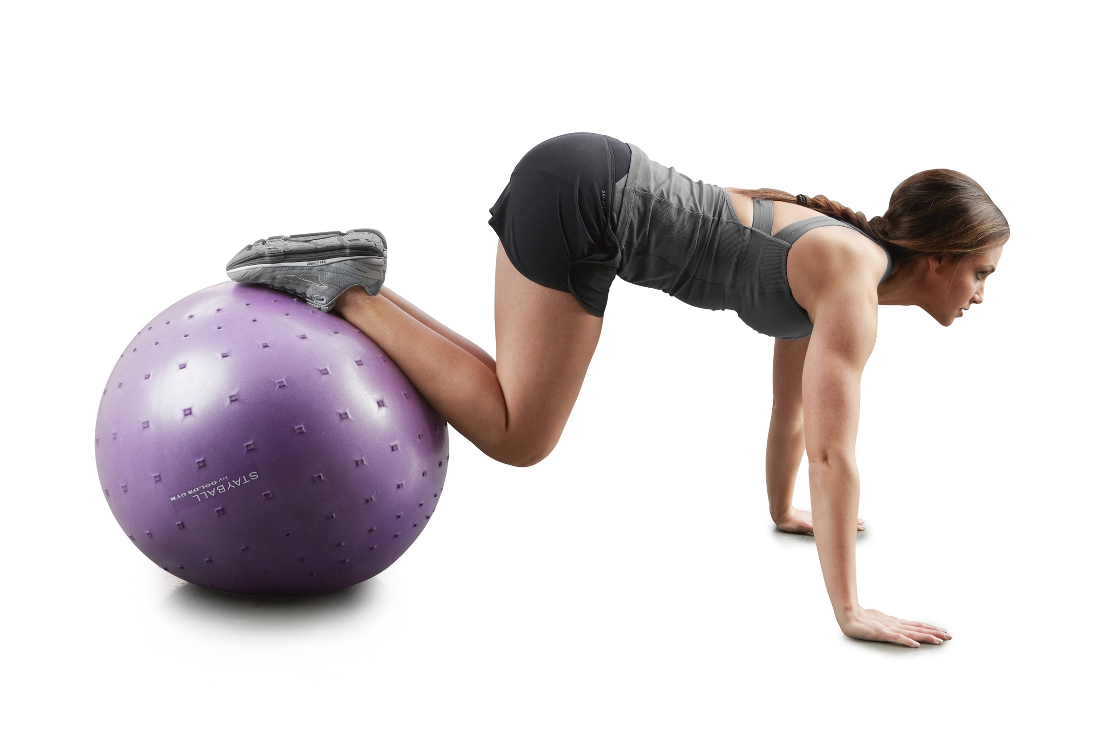 NordicTrack Gold's Gym 55 cm Anti-Burst StayBall™ gallery image 7