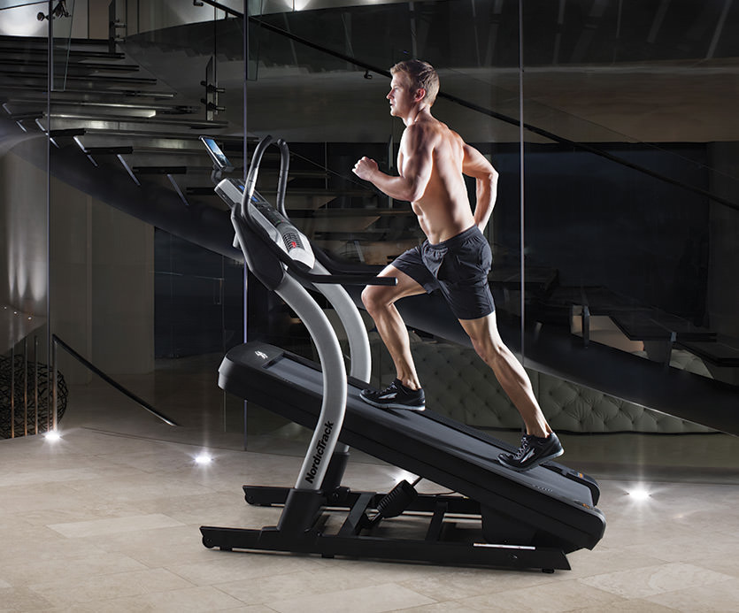 NordicTrack X7i Incline Trainer gallery image 3