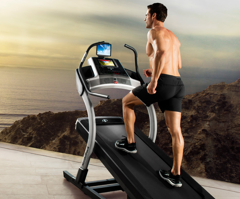 NordicTrack X11i Incline Trainer gallery image 3