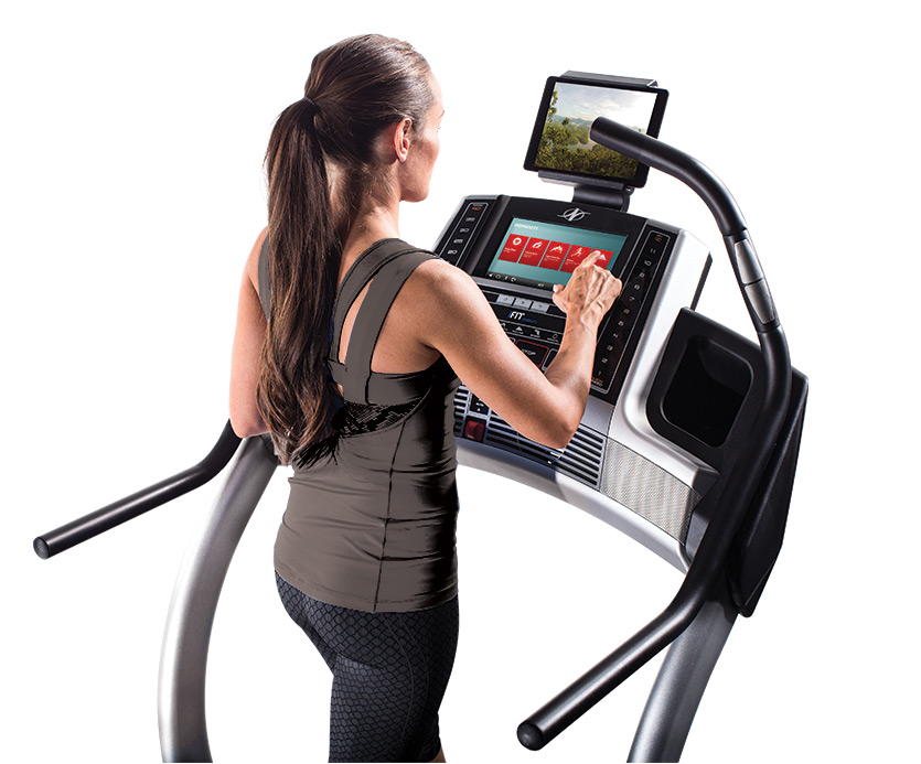 NordicTrack X11i Incline Trainer gallery image 5