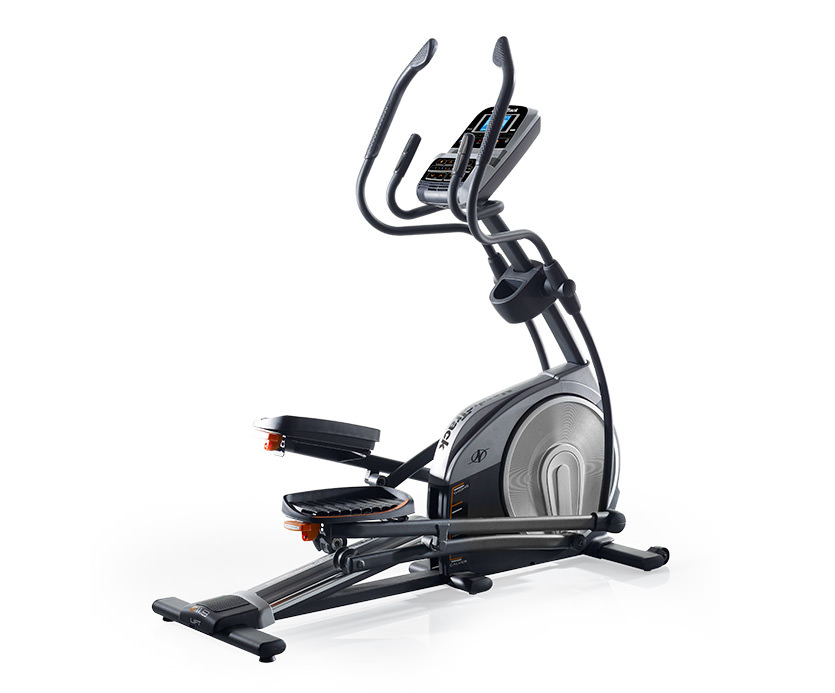 NordicTrack E 8.9 Elliptical gallery image 1