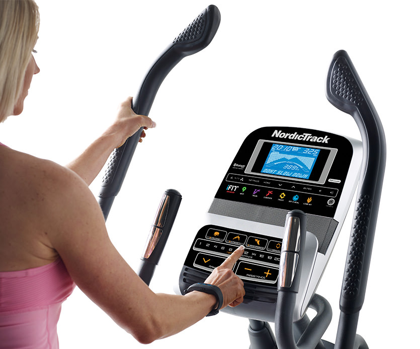NordicTrack E 8.9 Elliptical gallery image 7