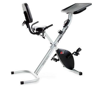 Workout Warehouse Exercise Bikes ProForm Desk Bike
