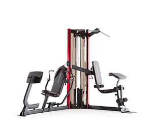 Workout Warehouse FreeMotion 1020 SY Dual Station System Strength Training