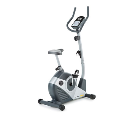 Workout Warehouse Gold's Gym Trainer 110 Exercise Bike Exercise Bikes