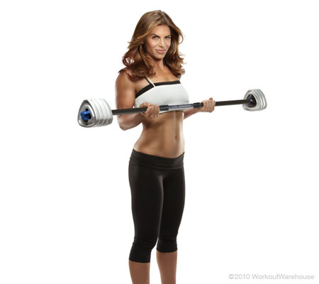 Workout Warehouse NordicTrack Jillian Michaels' Ultimate Crossbar Accessories