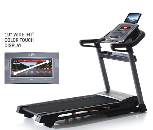 Workout Warehouse NordicTrack C 1650 Treadmills