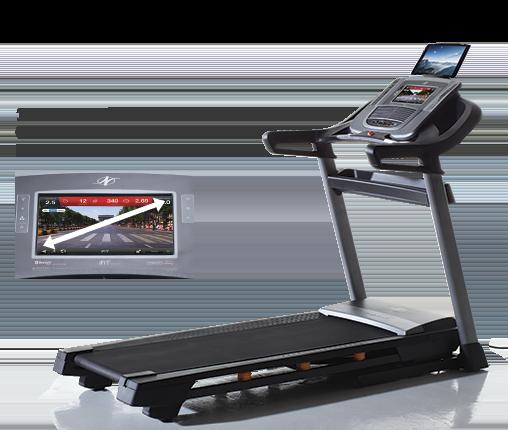 Workout Warehouse NordicTrack C 1650 Treadmills