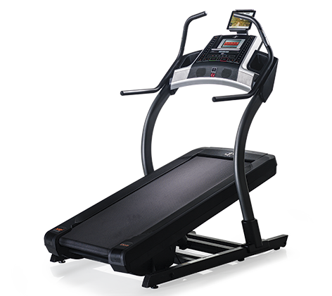 Workout Warehouse NordicTrack X9i Incline Trainer Treadmills