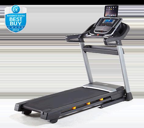 Workout Warehouse NordicTrack C 990 Treadmills