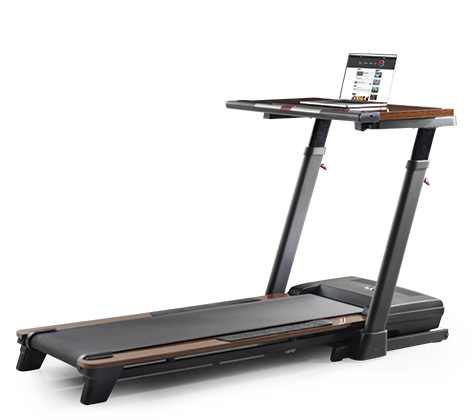 Workout Warehouse NordicTrack Treadmill Desk Treadmills