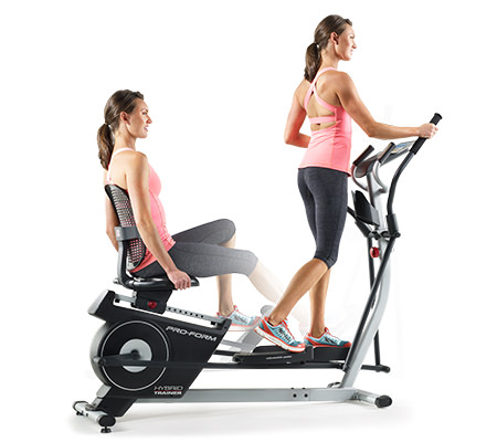 Workout Warehouse ProForm Hybrid Trainer Ellipticals