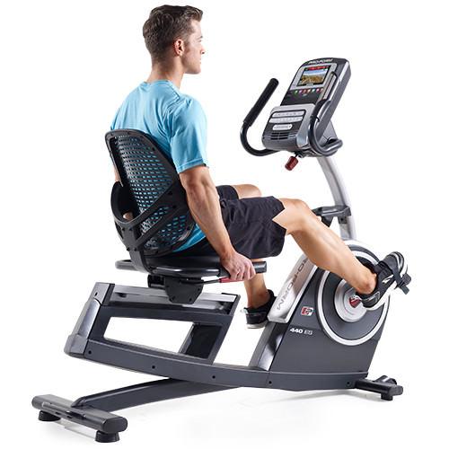 Workout Warehouse Exercise Bikes ProForm 740 ES Commercial