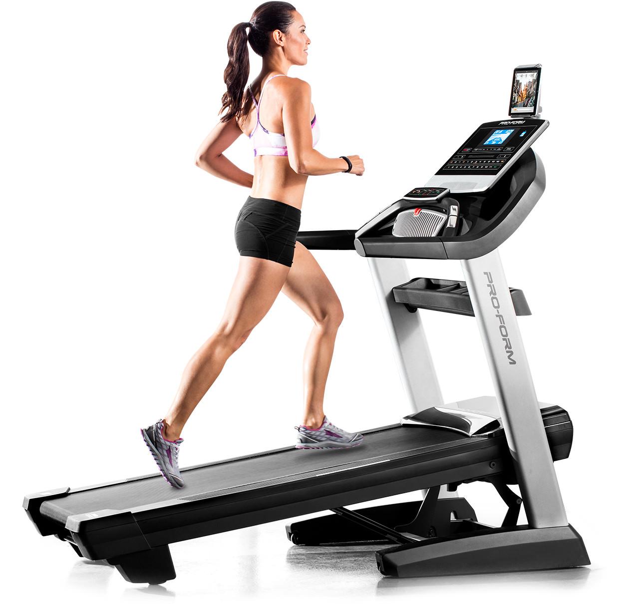 Workout Warehouse Treadmills ProForm Pro 2000