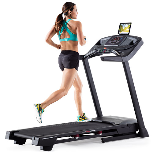 Workout Warehouse Treadmills ProForm Performance 400i