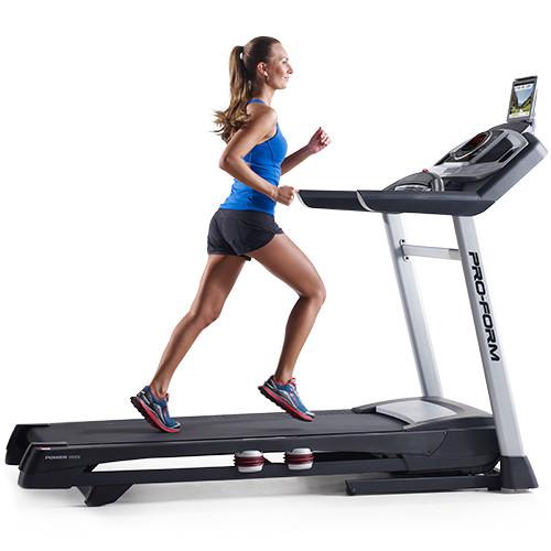 Workout Warehouse Treadmills ProForm Power 995i